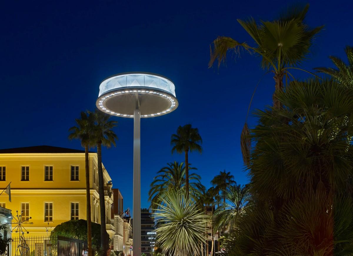 luminaire anello diteur iguzzini aurel design urbain. Black Bedroom Furniture Sets. Home Design Ideas