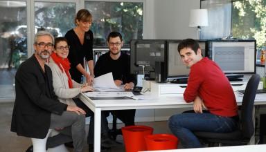 Équipe Aurel Design Urbain - Photographie Lamy