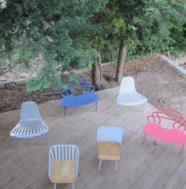 Terrasse Studio Aurel design urbain