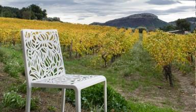 Chaise gamme Saya et vignes - Photographie Thomas Casubolo