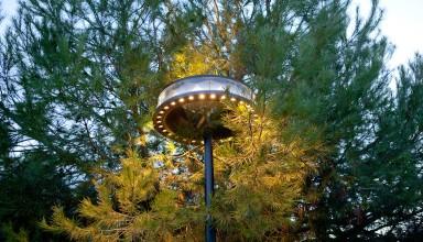 Luminaire Anello, LED - Photographie Didier Boy de la Tour