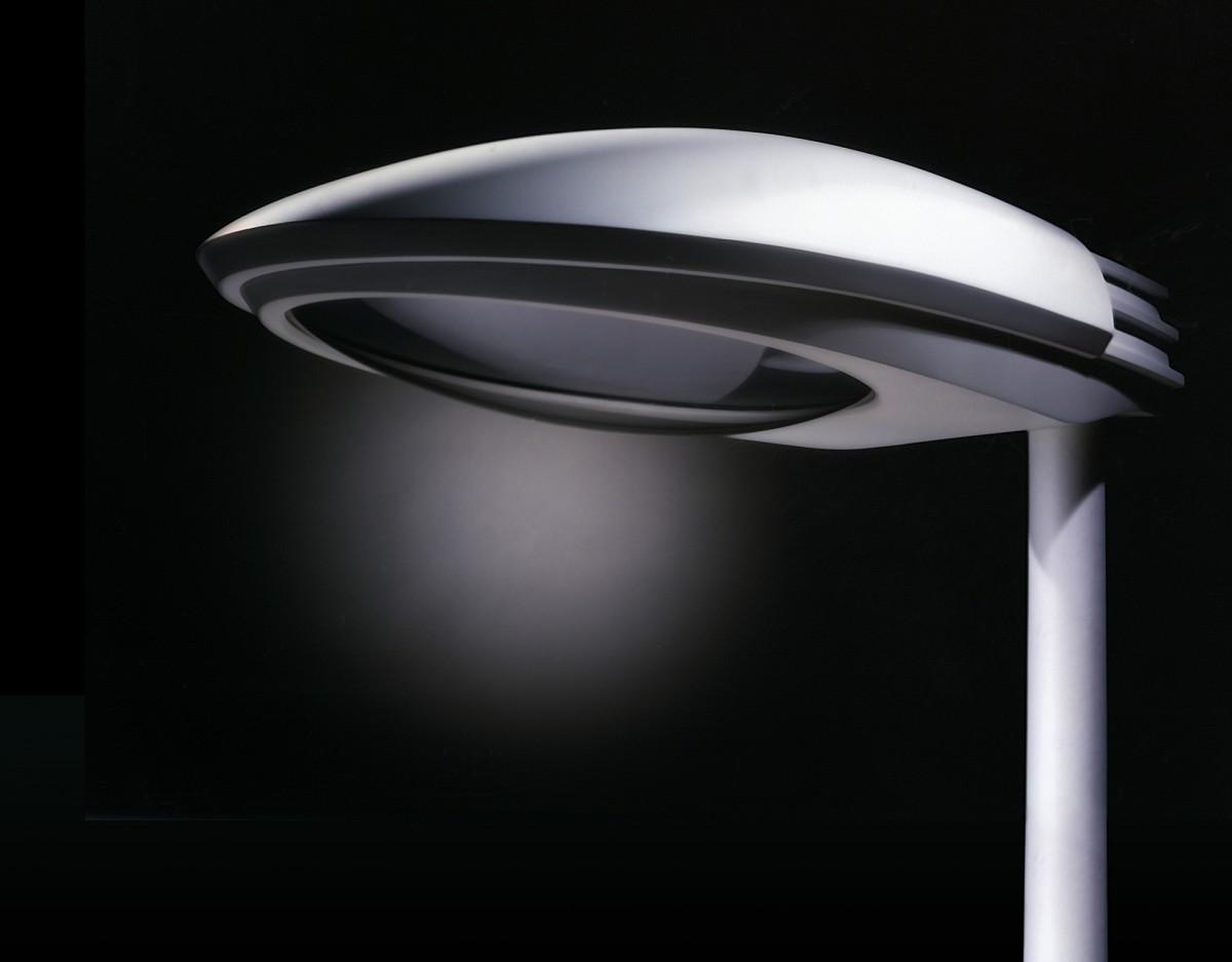 Luminaire CLIP, vue de côté