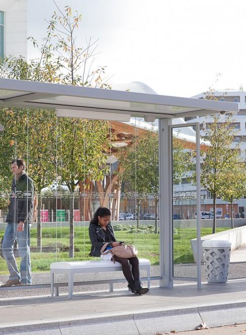 Station Metz, vue de jour - Photographie Yann Mone